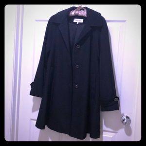 Calvin Klein, water proof Trench coat.